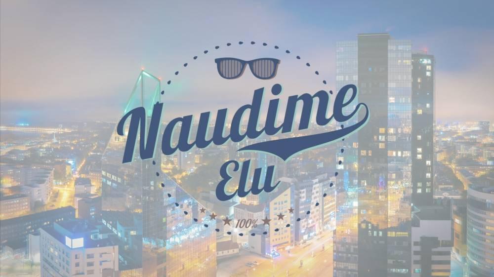 Dushka в теле-пtредаче Naudime Elu на TV3 и TV6