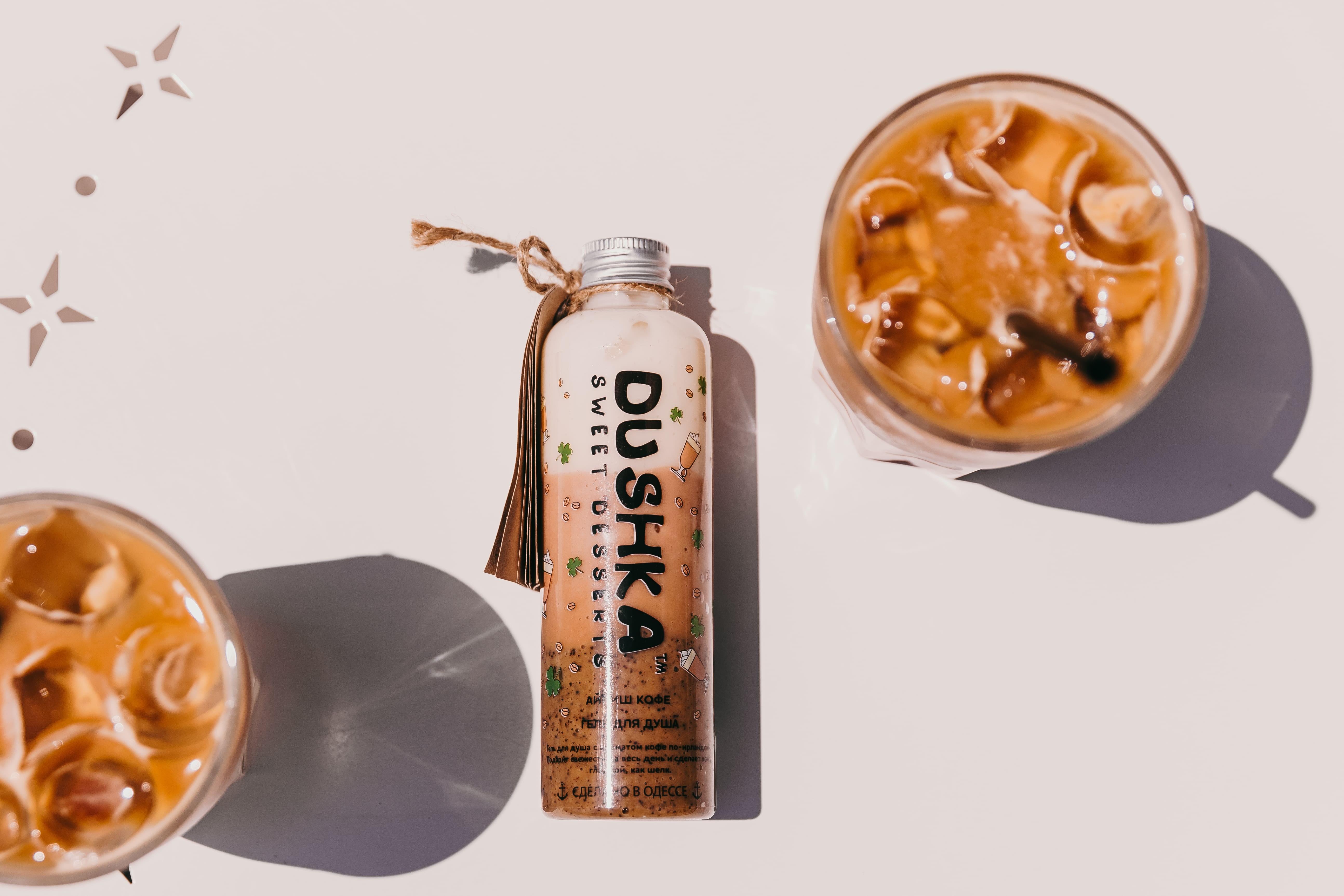 Dušigeel Irish coffee