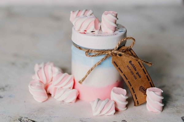 Käte- ja kehakreem Bubble Gum
