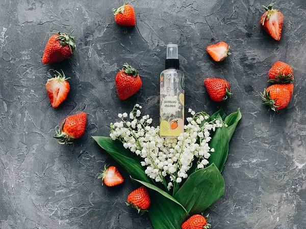 Kehasprei Vanilla Strawberry