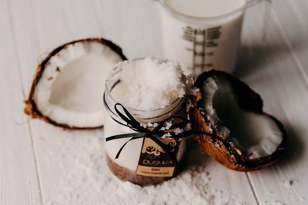 Suhkru-soolakoorija Coconut