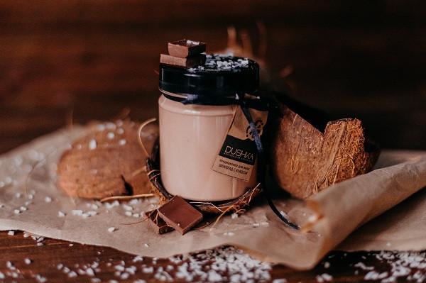 Juuksemask Chocolate with coconut