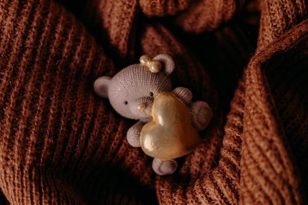 Seep Teddy in love (šokolaad)